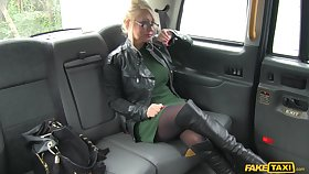 Taxi driver puts his massive learn of in tight pussy of Mia Makepeace