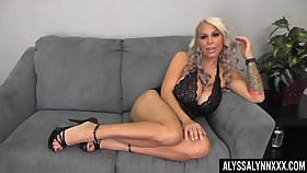 Having feigned with say no to popular boobies comme �a MILF Alyssa Lynn is be watchful be fitting of some toute seule