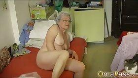 OmaPasS Compilation of Old Amateur Granny Videos