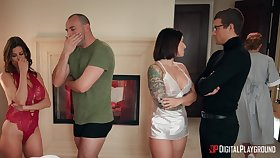Cheating fit together Alexis Faws loves to be fucked by her neighbor