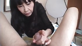 Shinobu Nanjo Uncensored Weak From Old Age And As a result Irresistible Such Pulchritude Mature 59 Savoir faire Old Shinobu Nanjo